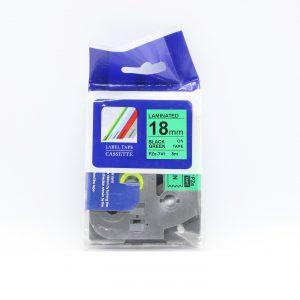 Nhãn in siêu dẻo Pze-FX741